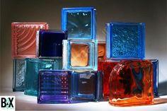 آجر شیشهای (Glass Brick)