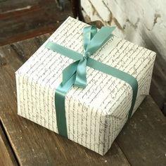 Embrulho de Presentes