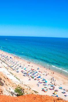 Praia d Felesia, Albufeira, Portugal | Brice Buregeya