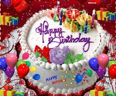 Enjoy the best collection of beautiful Birthday quotes, wishes and messages. Share these Happy Birthday images with loved ones and celebrate their birthday in a unique way. Happy Birthday Greetings Friends, Happy Birthday Wishes Photos, Happy Birthday Cake Images, Happy Birthday Wishes Images, Happy Birthday Cards, Birthday Blessings, Birthday Cakes, Happy Birthday Didi, Happy Birthday Celebration