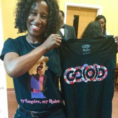 Guaranteed to smile when you're in GO(O)D Company! Ladies, pick up our GO(O)D Heart tee today! Visit our site, www.GoodCoApparel.com #iKeepGoodCo