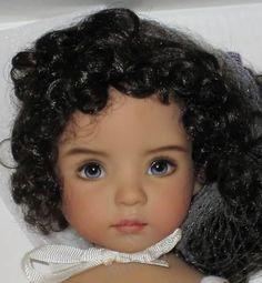 Куклы из молдов Дианны Эффнер, Dianna Effner dolls / Коллекционные куклы Дианы Эффнер, Dianna Effner / Бэйбики. Куклы фото. Одежда для кукол