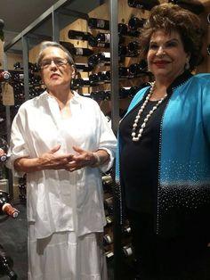 #BrevesHédoné Invaluable presencia de Carmen Titita Ramírez Degollado en #SonoraChefFest Fundación Ganfer #ElBajio en el restaurante Catamundi Gobierno del Estado de Sonora — en Catamundi.