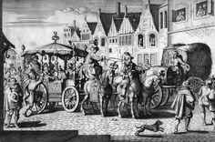 L'assassinat d'Henri IV par François Ravaillac