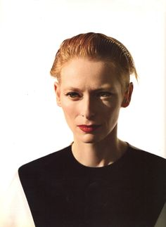 Tilda Swinton ph Alasdair McLellan for i-D Magazine no. 293 November 08 STRIP-PROJECT | ARCHIVE | MAY 2016
