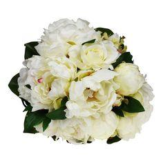 #White #Peony #SilkWeddingFlowers#Bowral #Australia