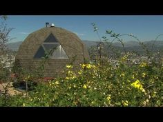 Life inside a 'dome' home...
