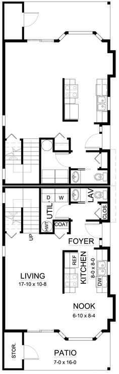 Excellent Starter home   House Plan Hunters