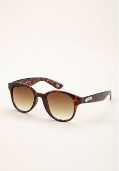VANS Damone Shades brown-black, Sonnenbrillen,