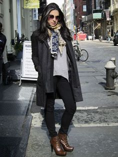 stacy london in booties
