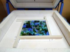 Fused Glass Projects | and fire according using this schedule: