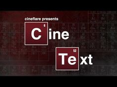 CineText Final Cut Pro X Titles