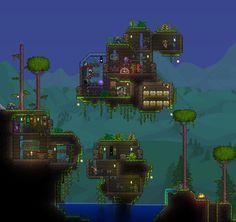 Terraria Jungle House(s) - Imgur