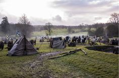 "NEW BTS Stills of Outlander 2×12 ""The Hail Mary"" 