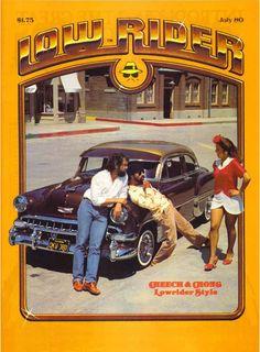 Low Rider, July 1980