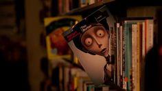 The joy of books. Increïble!!!