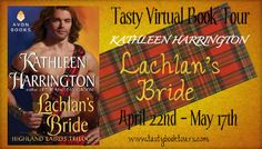 » Blog Tour Review: Lachlan's Bride – Kathleen Harrington {Once Upon A Book}