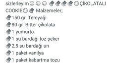 ÇİKOLATALI COOKİE