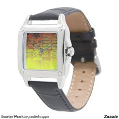 Shop OES Custom Women's Rhinestone White Enamel Wrist Watch created by ALMOUNT. White Enamel, White Gold, White Damask, Black White, Cute Watches, Black And White Drawing, Telling Time, Camping Accessories, Custom Leather