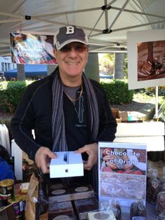 Find Brian at the real chocolate stall and he will tell you all you need to know! But beware you will be returning every week to get your healthy chocolate fix!   https://www.facebook.com/pages/Frenchs-Forest-Market/113836995342380
