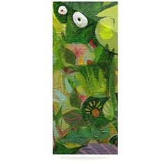 KESS InHouse Jungle by Marianna Tankelevich Graphic Art Plaque