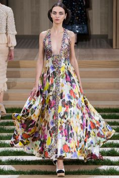 CHANEL 2016SS runway collection-45