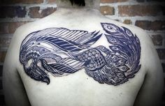 David Hale, Owner/Lead Tattooist of  Love Hawk Tattoo Studio in Athens, GA