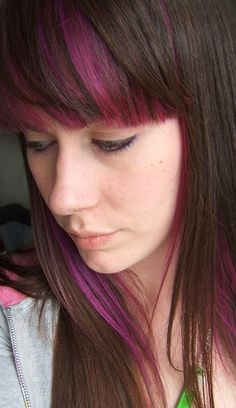 purple underneath