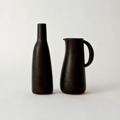 stylohotmilo:    s. folklore  Folklore Stoneware Jug and Bottle.