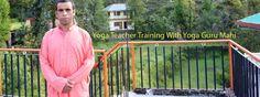 Yoga Teacher Training Dharamshala http://www.mahipoweryoga.com/