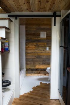 """26' """"Legacy"""" Tiny House on Wheels by Wood & Heart Co."""