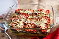 Zucchini Tomato and Rice Gratin. Zucchini Tomato and Rice Gratin. Tomato Rice, Zucchini Tomato, Sauteed Zucchini, Chicken Sausage, Grilled Chicken, Grain Foods, Vegetable Dishes, Entrees, Side Dishes