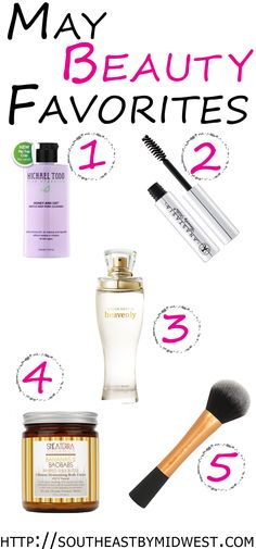 May Beauty Favorites | What's on your list for May? #youresopretty