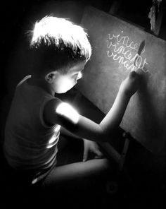 Willy Ronnis - Vincent, 5ans, 1945
