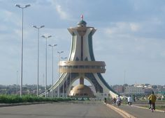 * Ouagadougou * Capital de Burkina Faso.