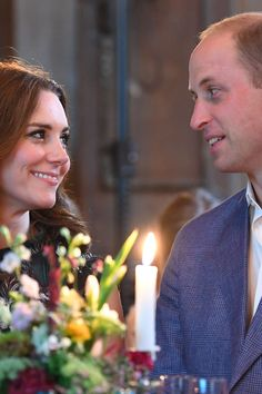 Loving Glances, Sweet PDA, and Lots of Smiles: Kate and Will's Best Royal Tour Moments Prince William Family, Kate Middleton Prince William, Prince William And Catherine, Pippa Middleton, William Kate, Duchess Kate, Duke And Duchess, Duchess Of Cambridge, Royal Princess