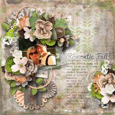 ~~ Romantic Fall ~~ Pickle Barrel by Vero - The French Touch https://www.pickleberrypop.com/shop/manufacturers.php?manufacturerid=166  TP by Lara