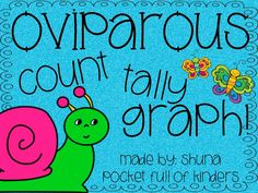 Pocket Full of Kinders!: Oviparous Week Freebie!