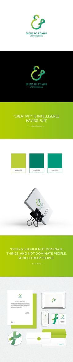 Personal Brand on Behance