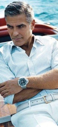 // George Clooney //