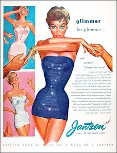 Blog dedicated to anything and everything relating to the 1950s, otherwise known as the atomic age....
