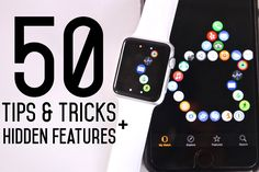 Over 50 Apple Watch Tips & Tricks! Also Hidden Features Made Secret By Apple. Get The Most Out Of Your New Apple Watch! Calibrate Your Watch! https://support...