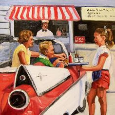 The Drive In Restaurant - Love Stan's... Always have, always will.