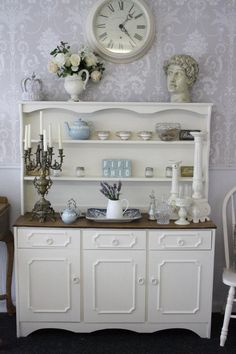 Vintage Shabby Chic Furniture | Upcycling vintage furniture with FifiChic « angel in the north