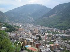 Andorra - Just so I can say I've been there (went summer 2012 - not much there but pretty driving in!)