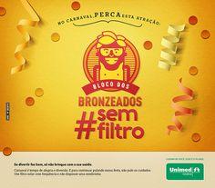 Unimed - Blocos de Carnaval on Behance