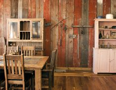 The leading reclaimed wood flooring company. Specializing in reclaimed barn wood siding, antique beams, fireplace mantels and other new and salvaged wood products. Barn Wood Projects, Reclaimed Wood Projects, Salvaged Wood, Reclaimed Barn Wood, Reclaimed Furniture, Industrial Furniture, Industrial Apartment, Refinished Furniture, Repurposed Wood