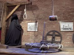 Museum of Torture, Amsterdam