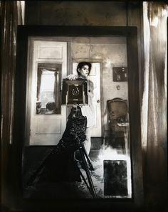 Mirror Between Two Windows | Lauren E. Simonutti