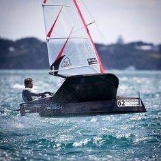 World Champion, #foil #moth #sailing #hero #sailing